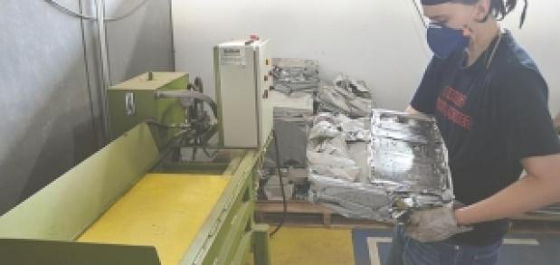 Fesp coloca em prática centro de reciclagem de tecnologia