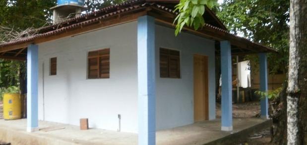 Casa de gesso criada na UFPB surge como solução para déficit habitacional